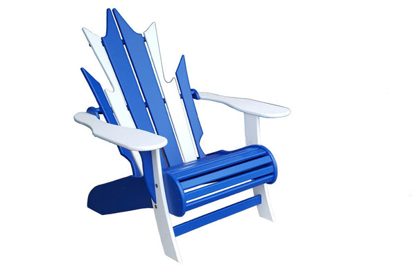 BEAVER SPRINGS- MAPLE LEAF GRANDE CHAIR