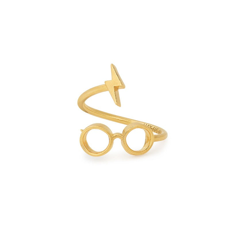 ALEX AND ANI- ALEX AND ANI- HARRY POTTER™ Glasses Ring Wrap