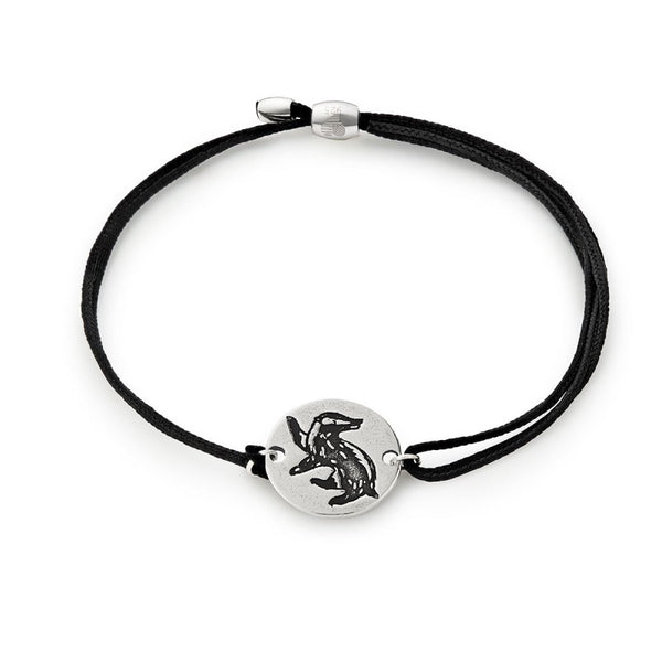 ALEX AND ANI- HARRY POTTER™ HUFFLEPUFF™ Pull Cord Bracelet