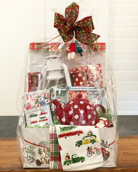 BIGLEY'S COTTAGE KITCHEN- HOLIDAY GIFT BASKET