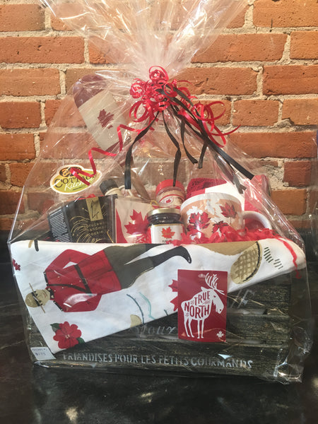 CUSTOM  GIFT BASKETS-  PICK UP IN STORE ONLY