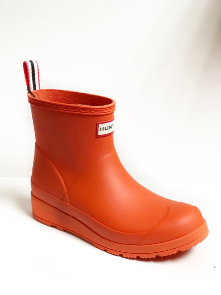 HUNTER- WOMEN`S ORIGINAL PLAY INSULATED SHORT RAINBOOTS