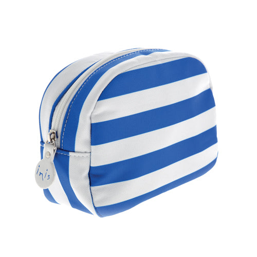 INIS- Nautical Stripes Cosmetic Bag