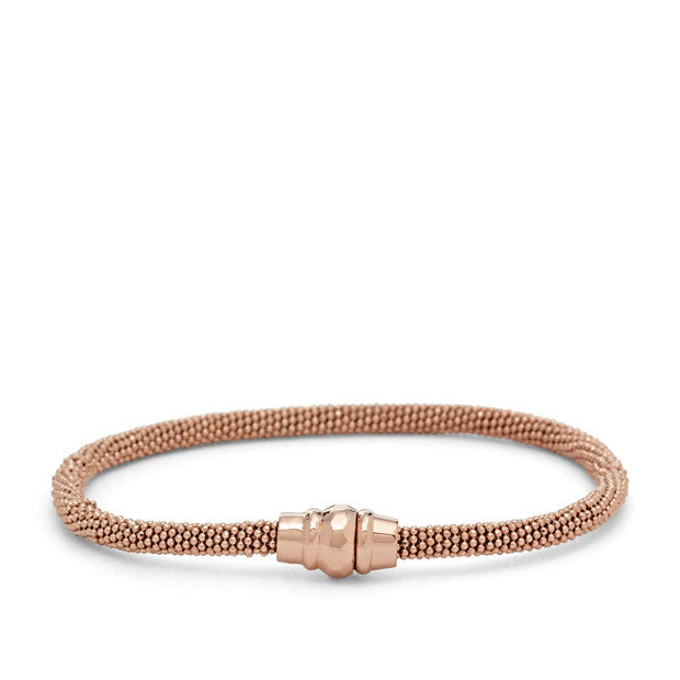 FOSSIL- BALL SHOT BRACELET - ROSE