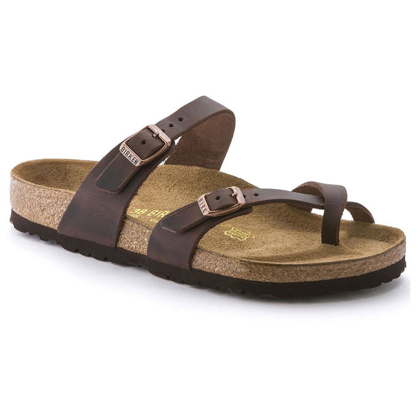 BIRKENSTOCK- Mayari Oiled Leather