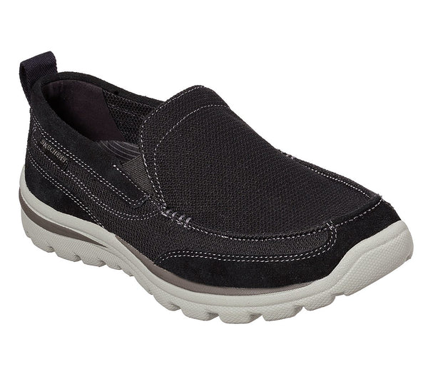 SKECHERS- MEN'S RELAXED FIT: SUPERIOR - MILFORD