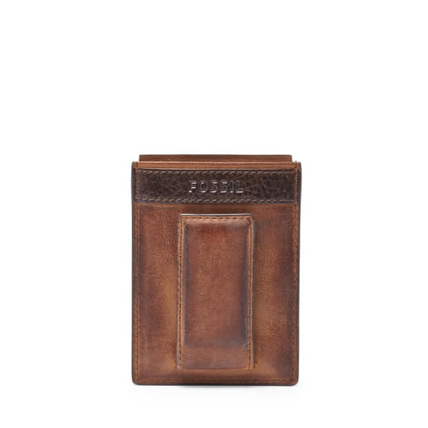 FOSSIL- QUINN MAGNETIC CARD CASE