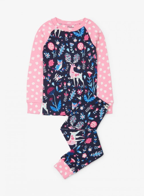 HATLEY- NORDIC FOREST PJ SET