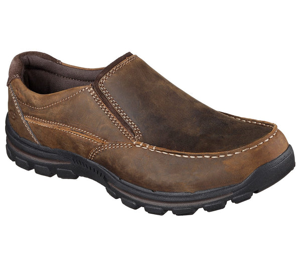SKECHERS- MEN- RELAXED FIT: BRAVER - RAYLAND