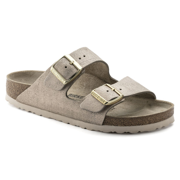 BIRKENSTOCK- WOMEN- ARIZONA-SUEDE LEATHER
