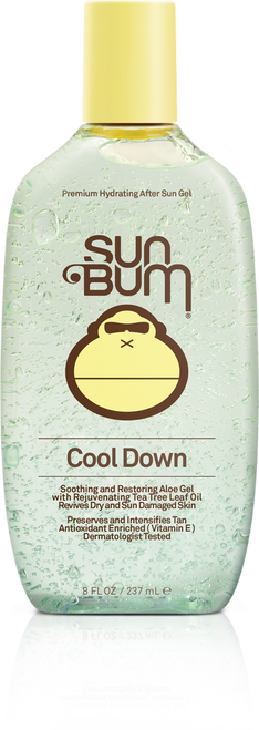 SUN BUM- 'Cool Down' Hydrating After Sun Gel - 8oz
