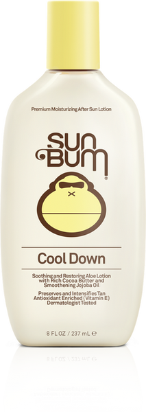 SUN BUM- 'Cool Down' Hydrating After Sun Lotion - 8oz