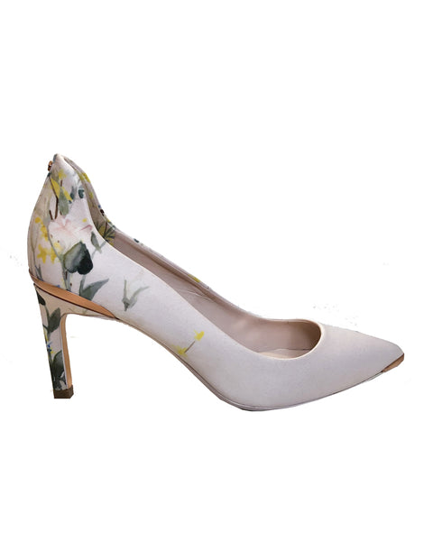 TED BAKER - ERIINP PINK LADIES DRESS SHOE 918454