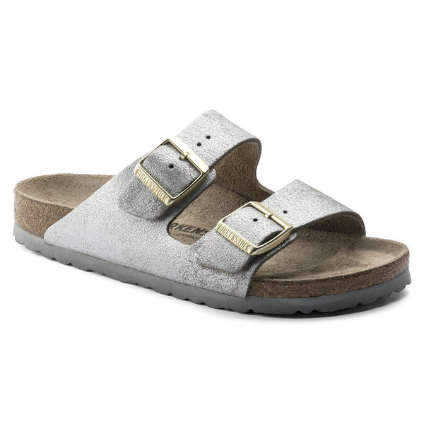 BIRKENSTOCK- Arizona Suede Leather