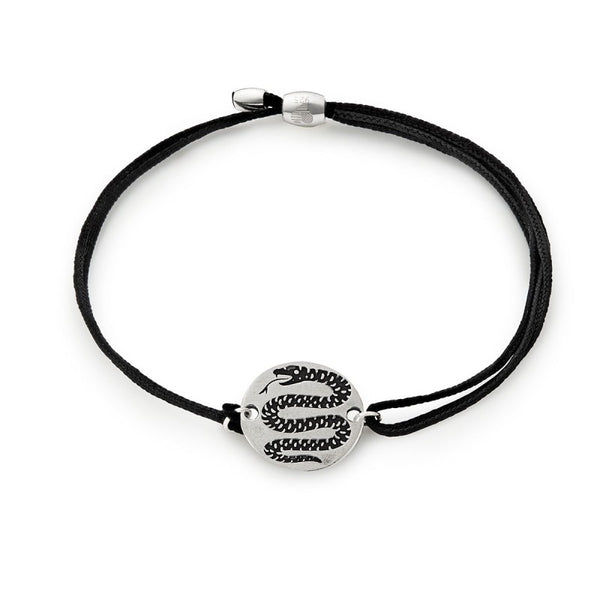 ALEX AND ANI- HARRY POTTER™ SLYTHERIN™ Pull Cord Bracelet