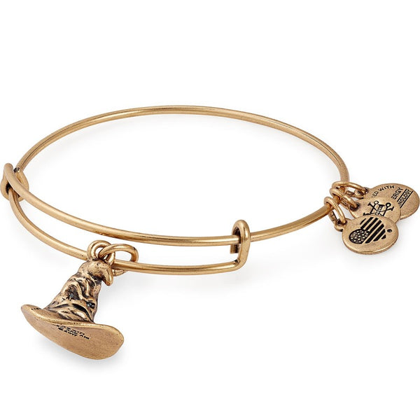 ALEX AND ANI- HARRY POTTER™ SORTING HAT™ Charm Bangle