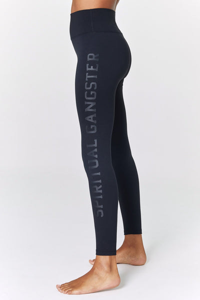 SPIRITUAL GANGSTER- 7/8 ACTIVE LEGGING
