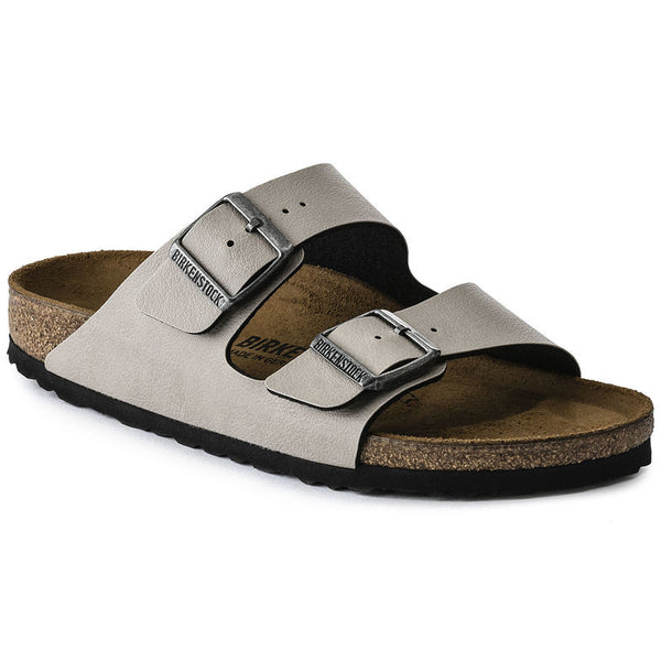 BIRKENSTOCK- ARIZONA BIRKO-FLOR PULL UP STONE
