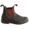 BLUNDSTONE- 500 ORIGINAL STOUT BROWN