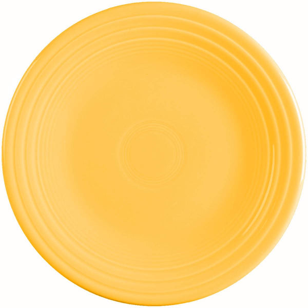 FIESTA- LUNCHEON PLATE SUNFLOWER