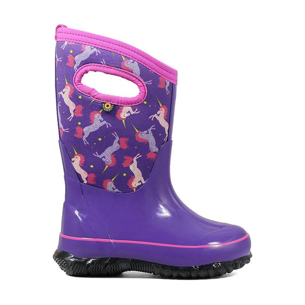 BOGS- CLASSIC UNICORN KIDS' INSULATED BOOTS
