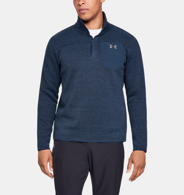 UNDER ARMOUR - MEN'S SPECIALIST HENLEY 2.0