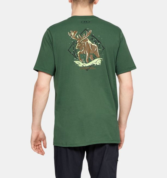 UNDER ARMOUR - MEN'S CLASSIC MOOSE T-SHIRT