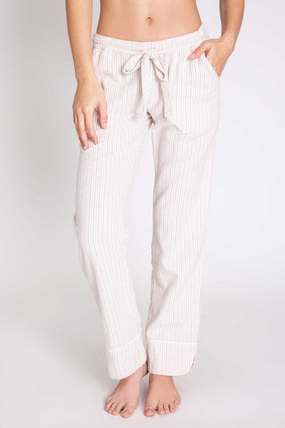 PJ SALVAGE- WEEKEND LOVE LOUNGE PANT