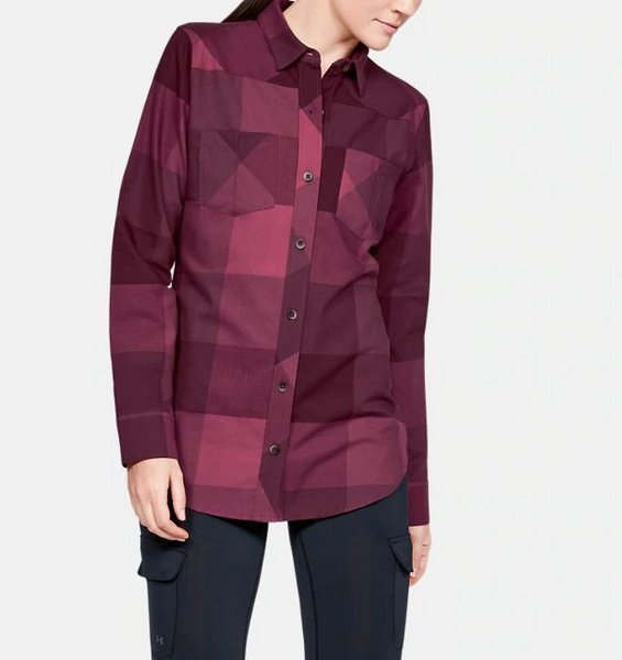 UNDER ARMOUR- WOMEN'S TRADESMAN FLANNEL 2.0