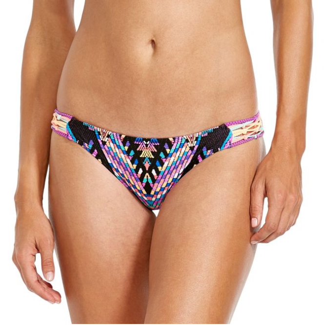 BODY GLOVE- LIMA SURF RIDER KNOTTED SIDE STRAP BOTTOM