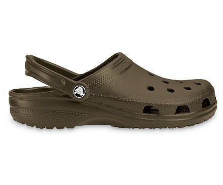 Crocs- Men's Classic CHOCOLATE