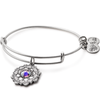 ALEX AND ANI- Mother Of The Bride Charm Bangle
