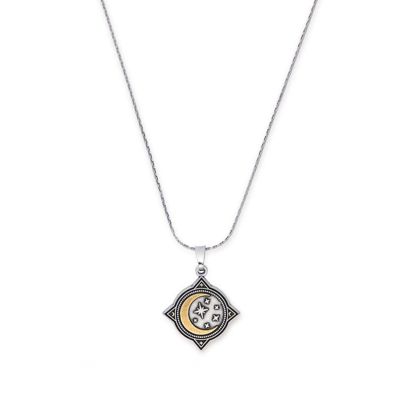 ALEX AND ANI- Moonlight Expandable Necklace