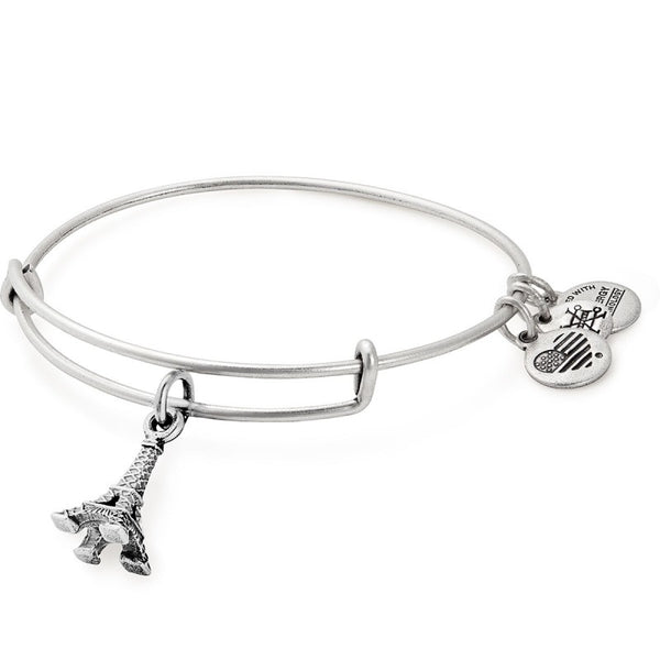 ALEX AND ANI- Eiffel Tower Charm Bangle