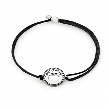 ALEX AND ANI- Apple Of My Eye Pull Cord Bracelet
