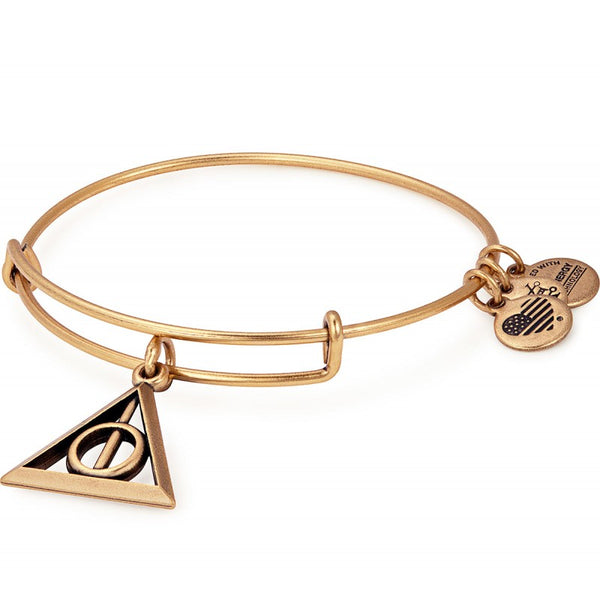 ALEX AND ANI- HARRY POTTER™ DEATHLY HALLOWS™ Charm Bangle