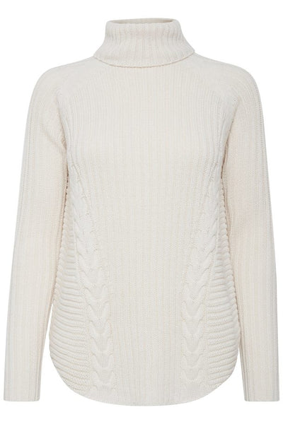 B.YOUNG- BYNAJA ROLLNECK SWEATER