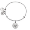 ALEX AND ANI- Compass Charm Bangle