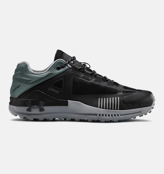 UNDER ARMOUR- MEN'S VERGE 2.0 LOW GORE-TEX