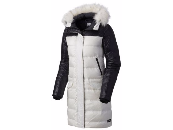 SOREL- WOMEN'S TIVOLI™ LONG DOWN JACKET