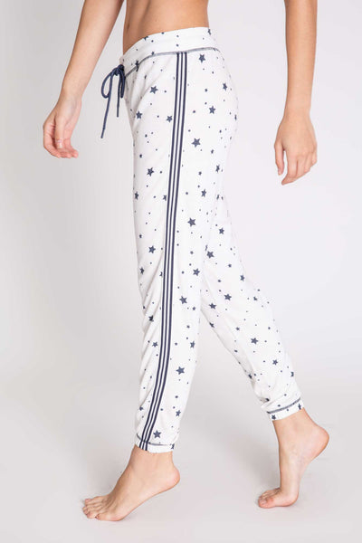 PJ SALVAGE- DREAM MIX JOGGER PANT