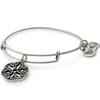 ALEX AND ANI- Endless Knot Charm Bangle