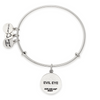 ALEX AND ANI- Evil Eye Charm Bangle