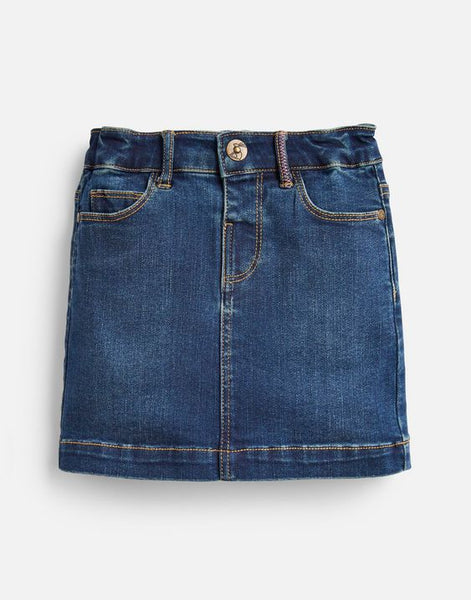 JOULES- VICKIE DENIM SKIRT