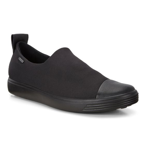 ECCO- SOFT 7 GTX WOMEN'S SLIP ON SNEAKER