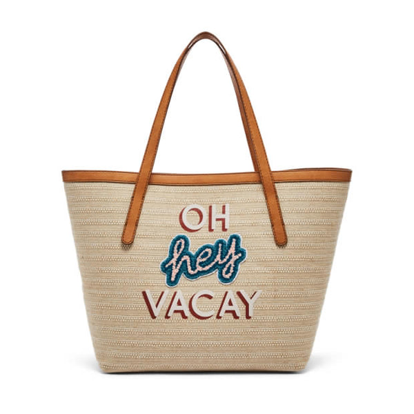 FOSSIL- JEANNE BEACH TOTE