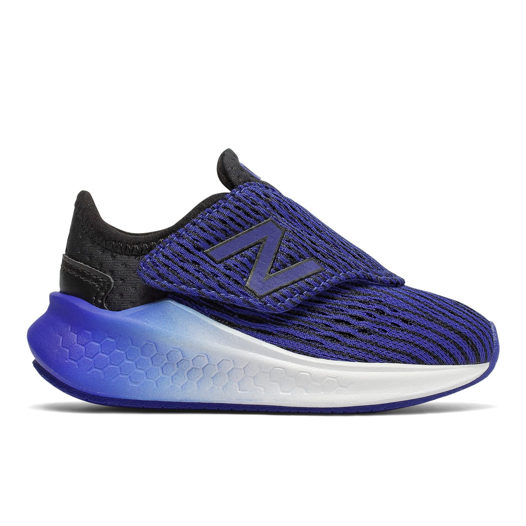NEW BALANCE- KIDS INFANT AND TODDLER RUNNING HOOK AND LOOP FRESH FOAM FAST