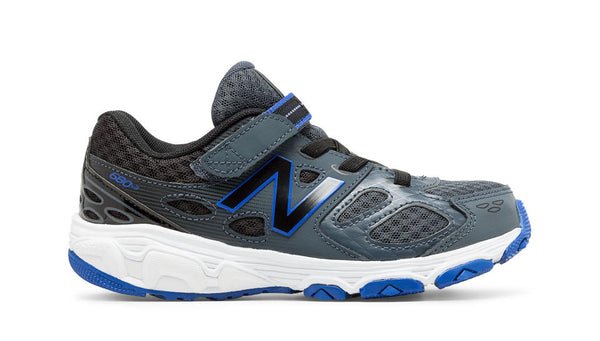 NEW BALANCE- Kids Hook and Loop 680v3