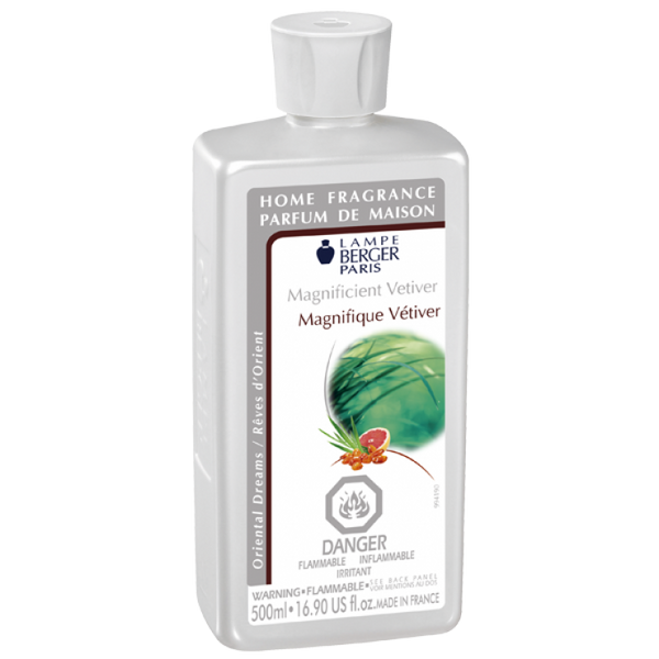 Lampe Berger- Magnificient Vetiver 500ml