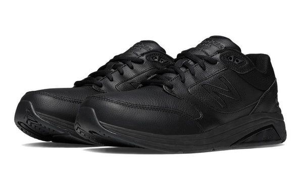 NEW BALANCE- MEN'S BLACK LEATHER 928v2